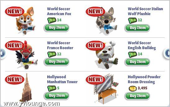yoville world cup soccer