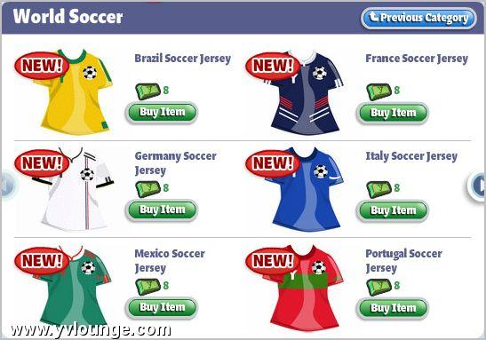 yoville world cup
