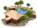 yoville oasis home