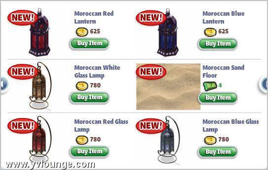 yoville moroccan clothing