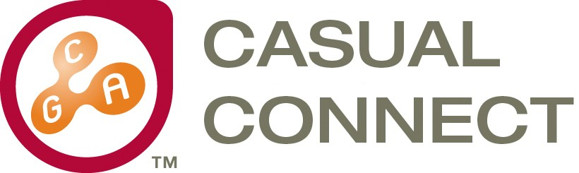 casual connect 2010 logo
