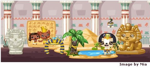 pet society ancient egypt dig