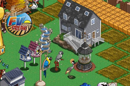 farmville bird theme