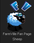 FarmVille Fan Page Sheep