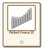 farmville picket fence