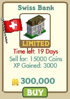 farmville swiss bank
