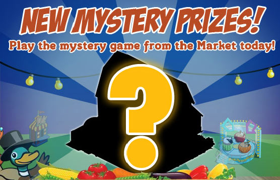 farmville mystery game update