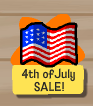 Happy Pets 4th of July SALE! icon