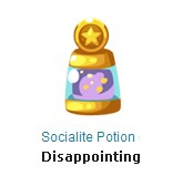 pet society socialite potion