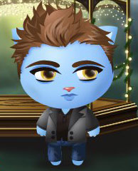 petville twilight edward