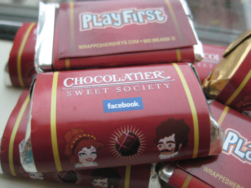PlayFirst Chocolates