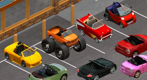 yoville new cars