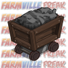 farmville wild west mine cart