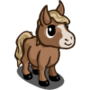 farmville miniature foal