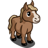 farmville mini horse
