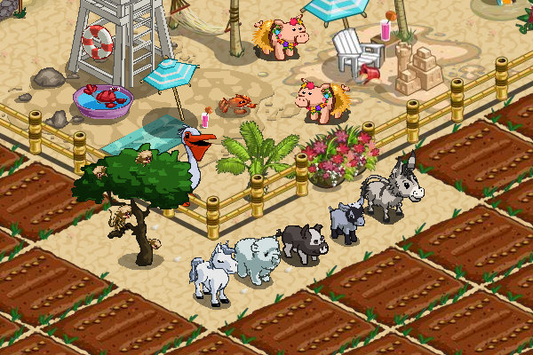 farmville mystery game prizes