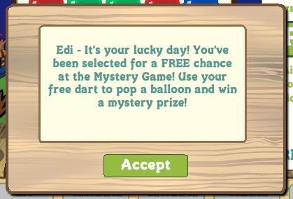 farmville mystery game free spin