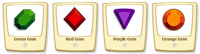 Treasure Isle gems