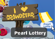 Crowdstar Happy Aquarium Pearl Lottery