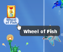 Happy Aquarium Wheel of Fish icon