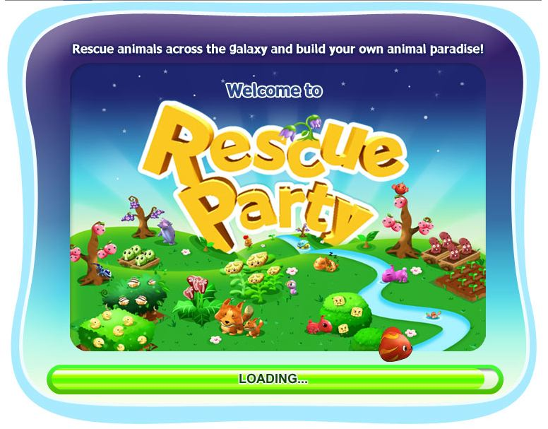 rescue party on facebook