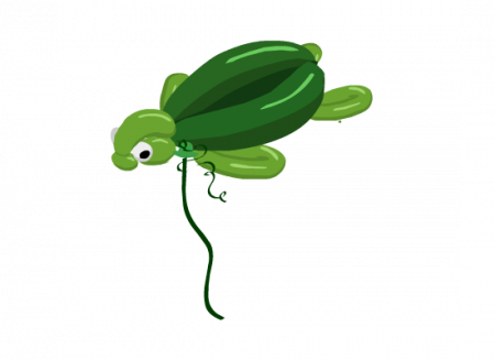 yoville free turtle balloon
