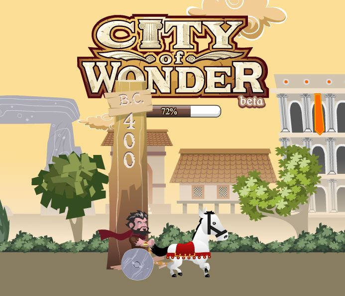 city of wonder playdom