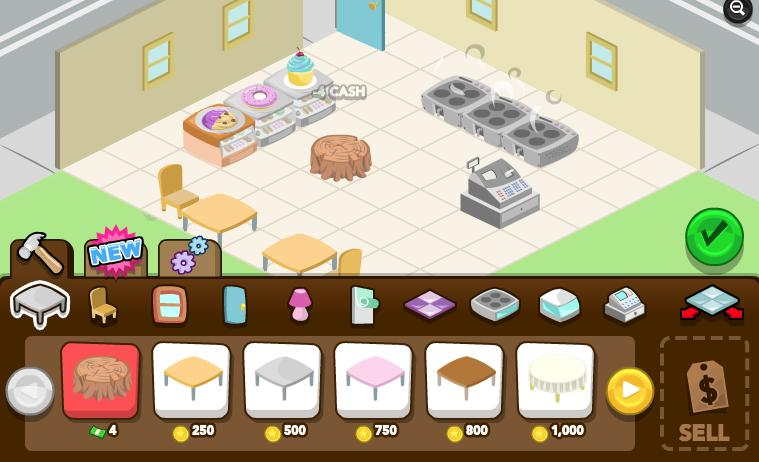 Expanding your bakery in Cupcake Corner