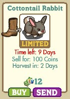 farmville cottontail rabbit