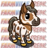 farmville mini appaloosa foal