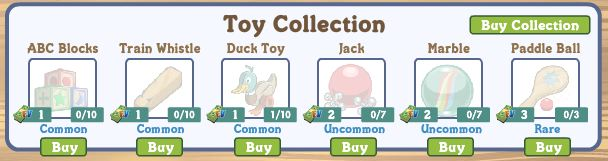 farmville toy collection links