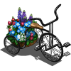 farmville tricycle planter