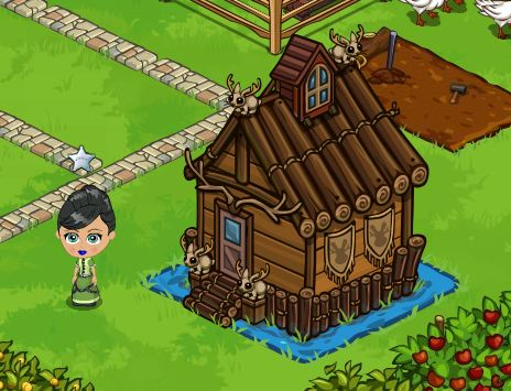 farmville jackalope lodge completed