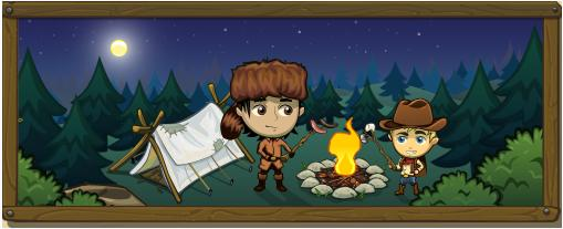 FrontierVille is going camping untiil September 20