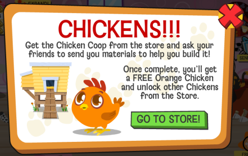 Happy Pets Orange Chicken