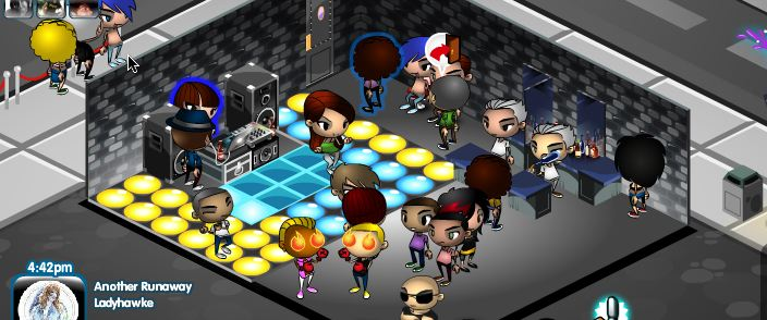 nightclub city best facebook games