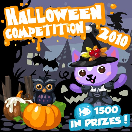 Pet Society Halloween Competition 2010