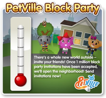 PetVille Block Party