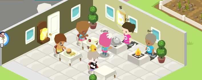 restaurant city best facebook games games.com