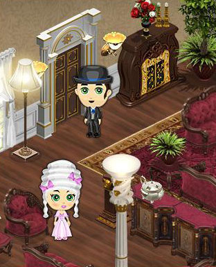 yoville romantic clothes