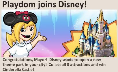 Disney joins Playdom