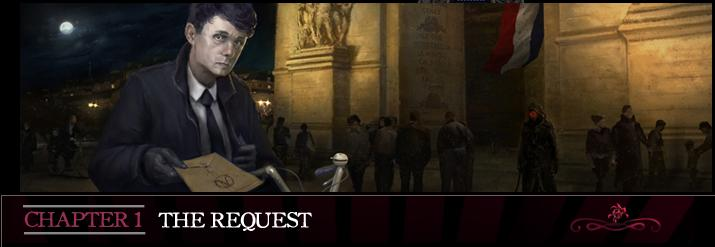 Paris Chapter 1: The Request