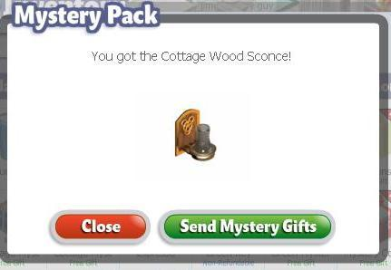 yoville cottage blue mystery box prizes
