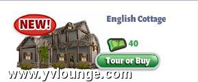 yoville english cottage