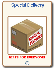 Cafe World Special Delivery on gifts page