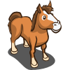 farmville autumn horse