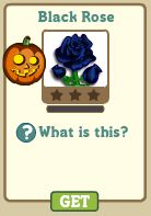 farmville black rose seeds market