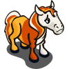 farmville candy corn foal
