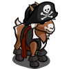 farmville pirate goat