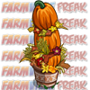 farmville pumpkin topiary